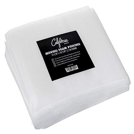 Amazon.com: Hojas de embalaje de espuma de alta calidad (50 ...