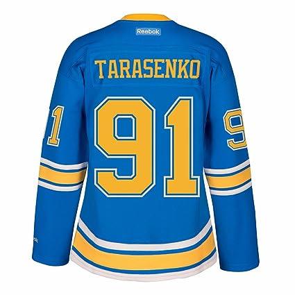 more photos 3bfaa 545b0 Amazon.com : Reebok Vladimir Tarasenko St. Louis Blues NHL ...