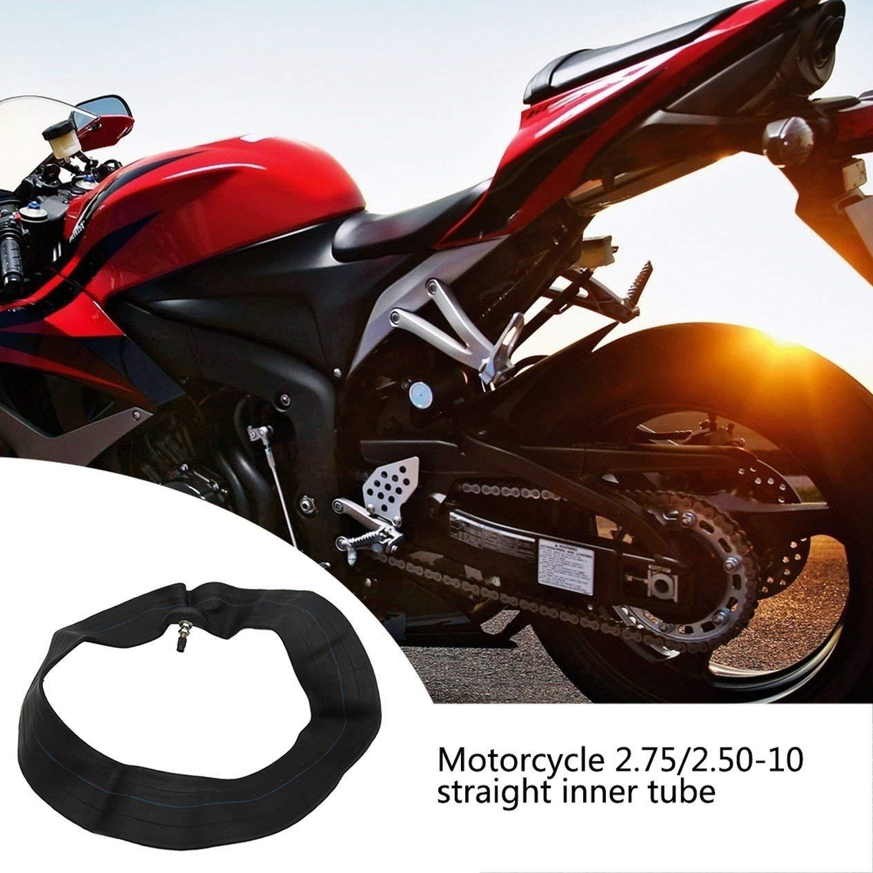 EdBerk74 Pneu Avant Arri/ère 2.50 X 10 2.5-10 avec Chambre /à Air pour KTM 50 Sx Pro Jr SR LC Mini Dirt Pit Bike Outils Automobile