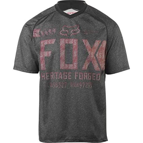 Fox Racing Indicator Limited Edition Jersey - Short Sleeve - Men s  Black Red 4ce407f01