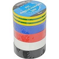 Status 10 m PVC elektrische isolatietape - diverse kleuren