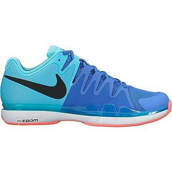 585b2ac26d20 Nike Zoom Vapor 9.5 Tour Tennis Shoes Turquoise Blue