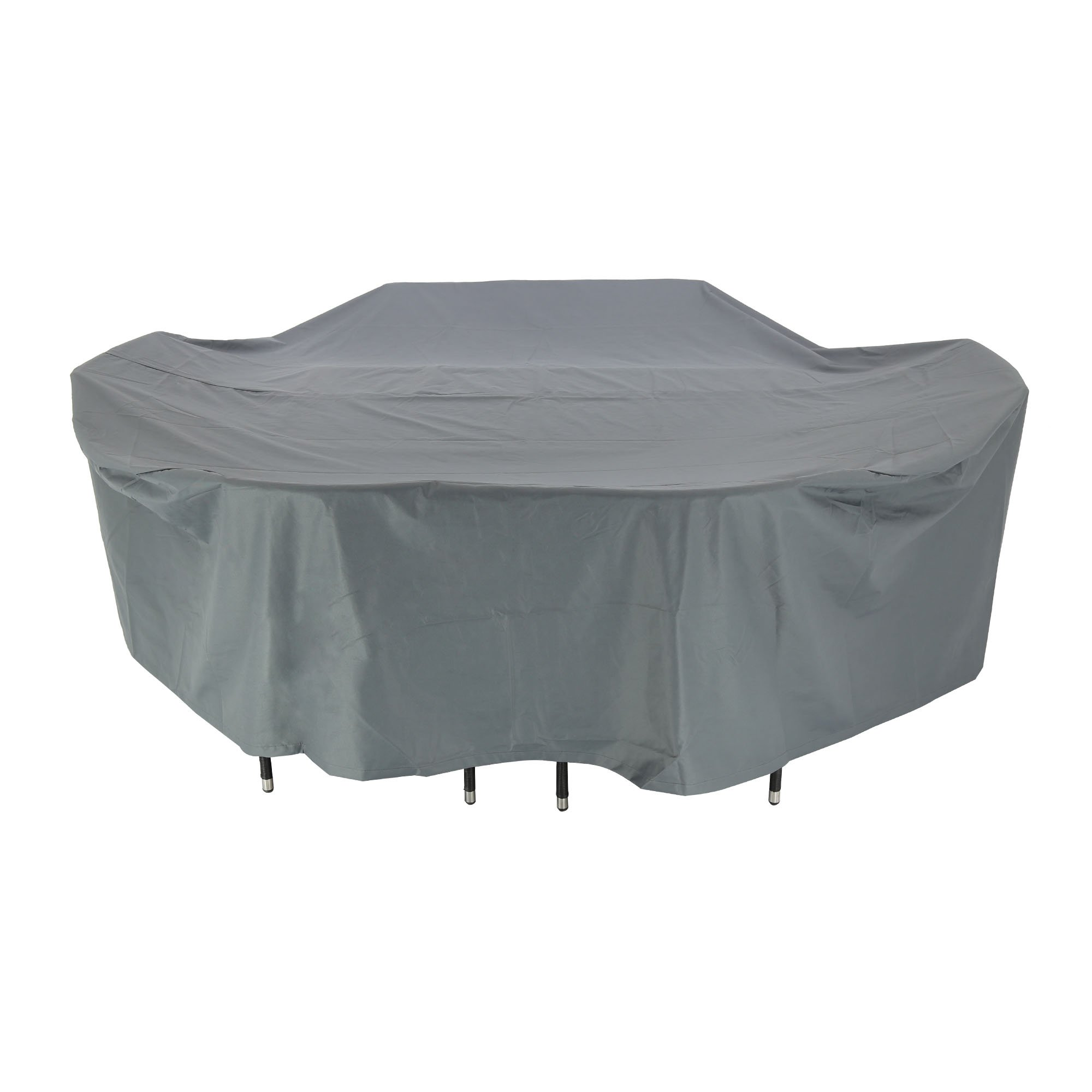 Baner Garden N16 Outdoor Veranda Patio Garden Furniture Set Cover Dinning Table Cover with Durable and Water Resistant Fabric
