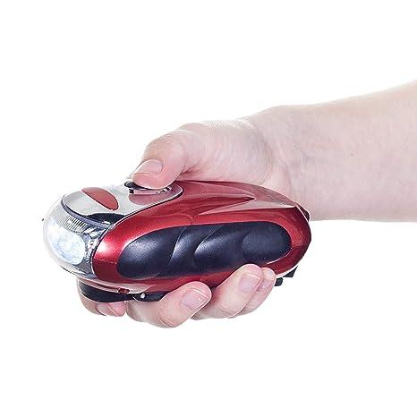 Amazon.com: El Cargador linterna & teléfono celular cargador ...