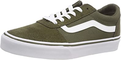 Vans Ward Suede/Canvas, Sneakers Basses Femme
