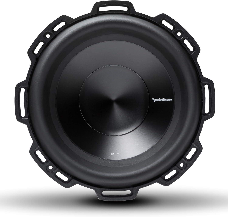 Amazon.com: Rockford Fosgate P3D4-10 Punch P3 DVC 4-Ohm 10-Inch 500-Watt  RMS 1000 Watts Peak Subwoofer: Car Electronics | Punch Dual Voice Coil Wiring Diagram |  | Amazon.com
