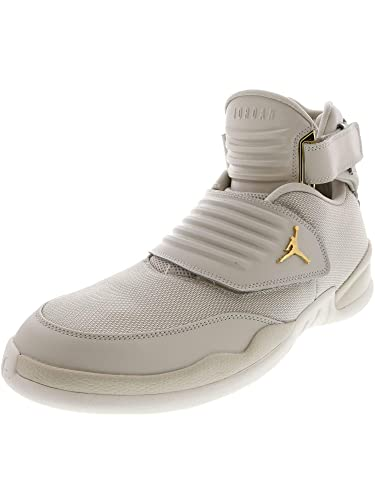 innovative design 1c170 ebf3f Image Unavailable. Image not available for. Color  Nike Men s Jordan  Generation 23 Light Bone Ankle-High Basketball Shoe ...