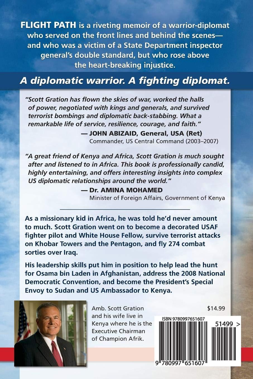 Flight Path: Son of Africa to Warrior-Diplomat: Amazon it