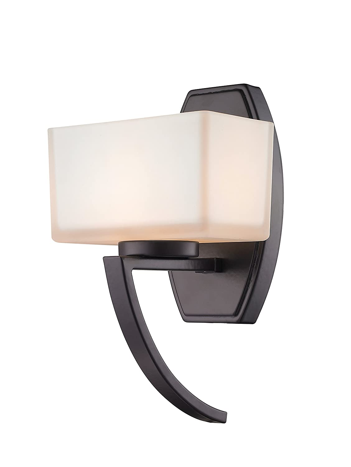 Z-Lite 614-1SBRZ Cardine 1 Light Wall Sconce