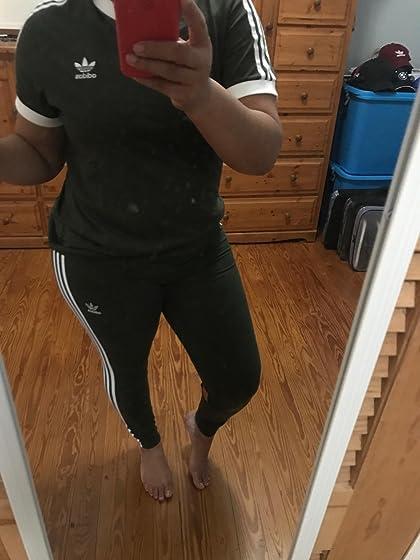 adidas Originals Women's 3 Stripes T-Shirt Almost perfect but...