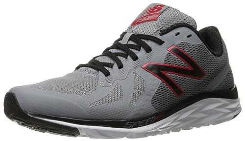 New Balance M790V6 Running Shoe-M - Zapatillas de Running de Sintético Hombre, Color Gris, Talla 41: Amazon.es: Zapatos y complementos