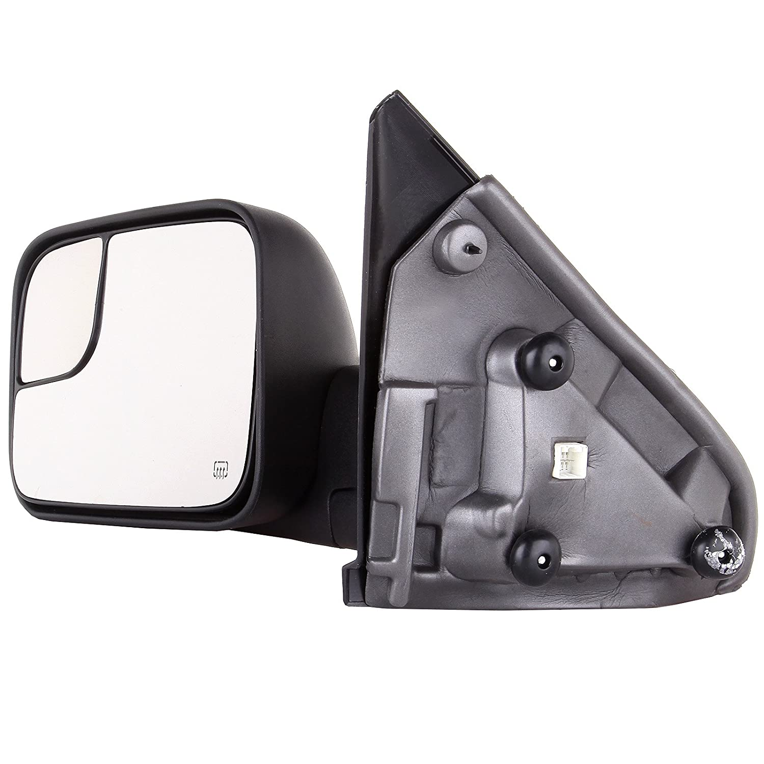 Replacement fit for 03-09 Dodge Ram 2500 3500 Tow Mirror Pair Set cciyu Left+Right Power Heated FlipUp Towing Mirrors Replacement fit for 02-08 Dodge Ram 1500