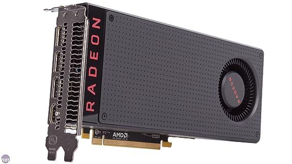 Amazon.com: AMD Radeon RX 480 8 GB Samsung tarjeta gráfica ...