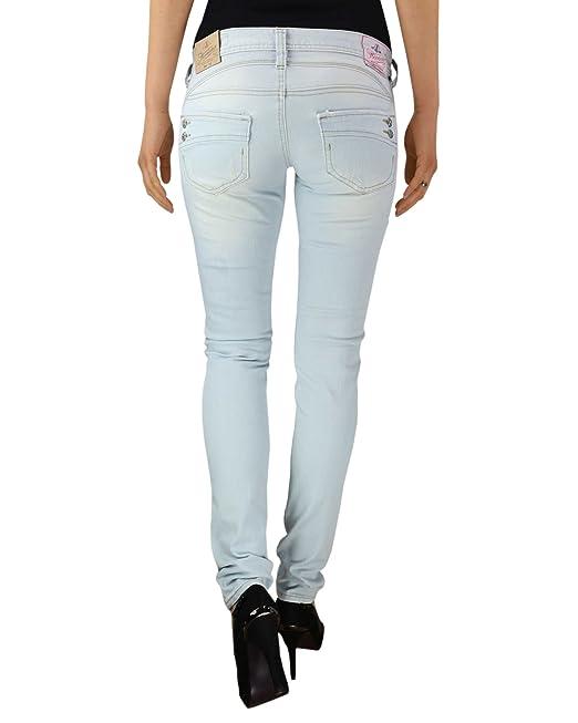 HERRLICHER PIPER SLIM D9668//051 Röhre // Woman Damen Jeans Hose