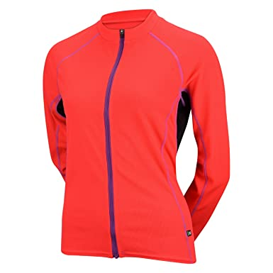 Amazon.com  Cannondale Women s Classic Long Sleeve Jersey  Clothing 705e49b78