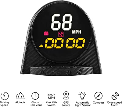 Autool Head Up GPS Speedometer