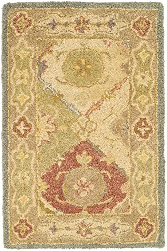 Safavieh Antiquity Multi Beige Medium Rectangle Rug