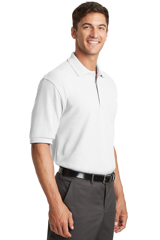 Port Authority Mens 100/% Pima Cotton Polo