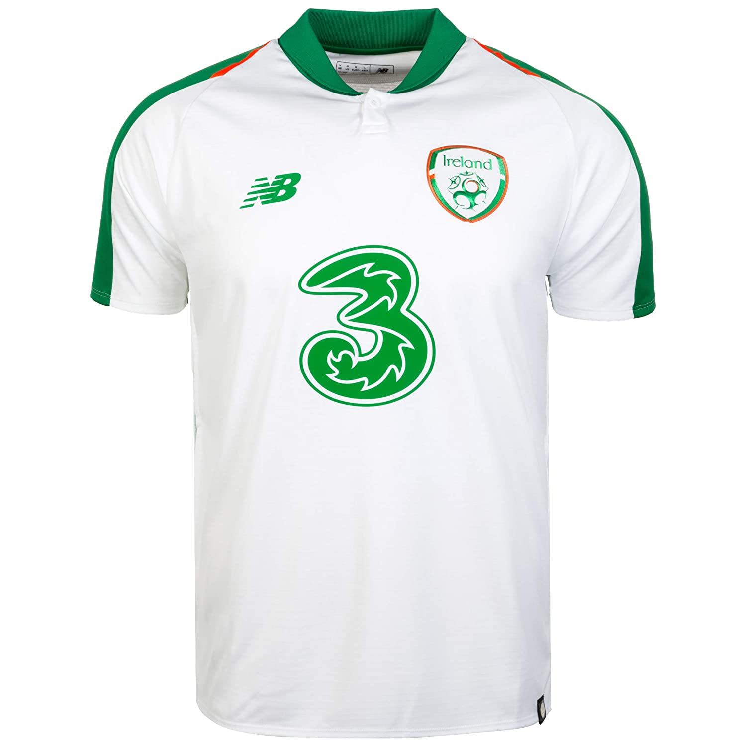 【30%OFF】 2018-2019 Ireland New Balance XXXXL Balance Away Ireland Shirt B07GBK3H3M XXXXL Adults|White White XXXXL Adults, 癒す堂:4a8bfc6b --- svecha37.ru