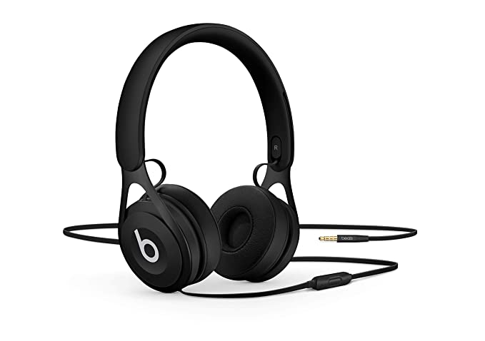 Amazon.com  Beats EP On-Ear Headphones - Black 40c975eb3e