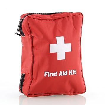 Amazon.com: 70pcs supervivencia rescate kit de primeros ...