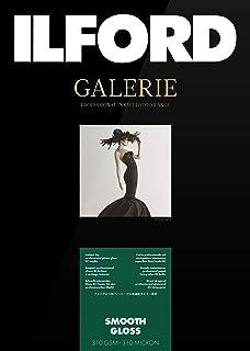 Ilford Galerie Satin Lustre, 260g, A4, 25 hojas: Amazon.es ...