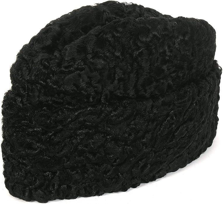 1b6bd8d81e9 Men s Persian Lamb Ambassador Hat (Small