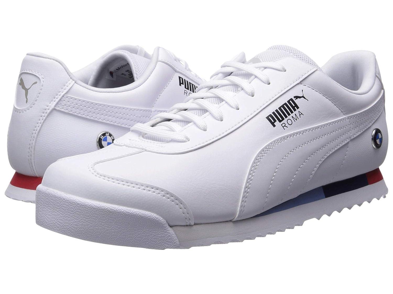 格安販売中 [プーマ] White メンズランニングシューズスニーカー靴 MMS BMW MMS Roma [並行輸入品] B07P8RN2BY Puma D White/Puma White 27.5 cm D 27.5 cm D|Puma White/Puma White, プロショップ RBS:9d337c3f --- svecha37.ru