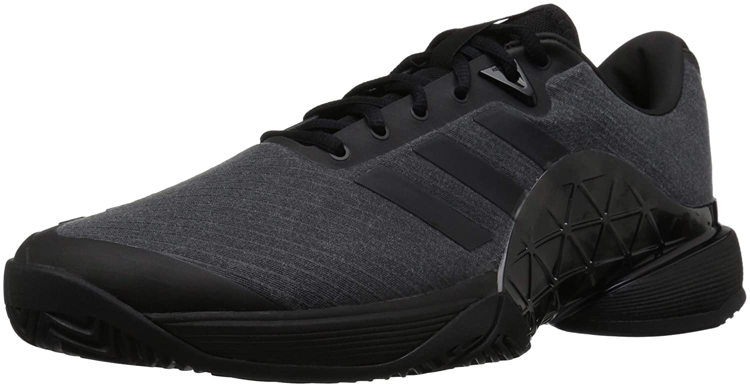 new styles 119cc d7f00 Amazon.com  adidas Originals Mens Barricade 2018 Ltd Tennis Shoe  Tennis   Racquet Sports