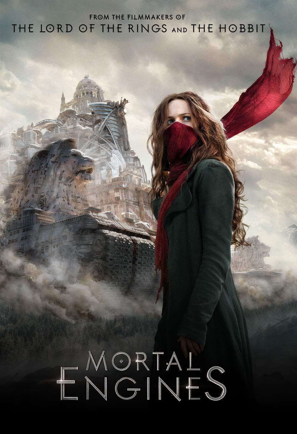 Book Cover: Mortal Engines