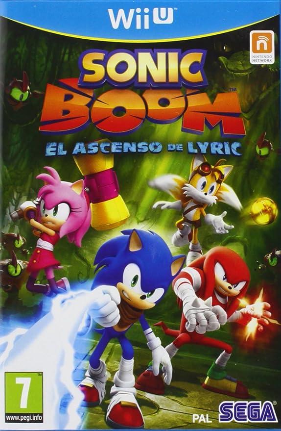 Sonic Boom: El Ascenso De Lyric: Amazon.es: Videojuegos
