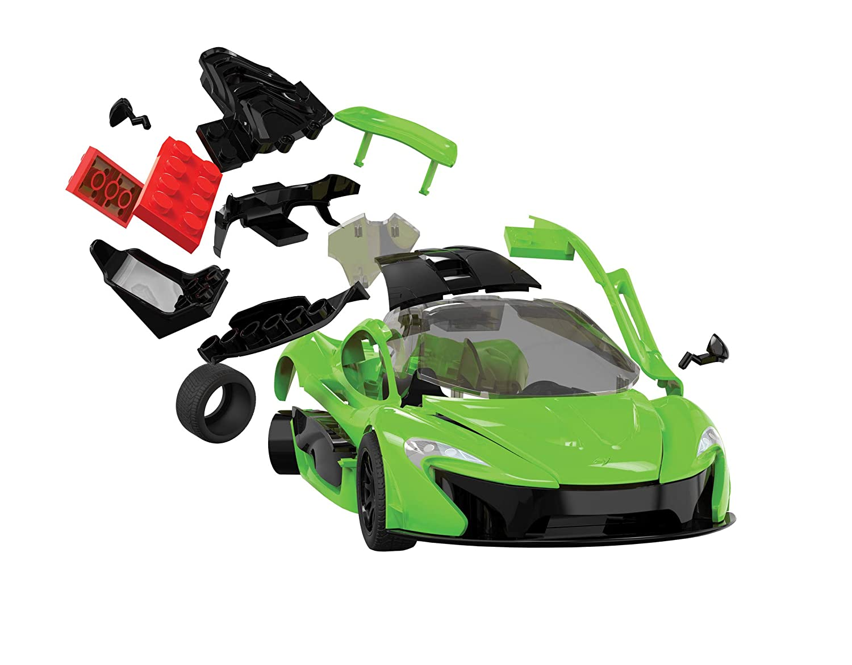 Amazon.com: Airfix j6021 – quickb Everbuild Modelo – McLaren ...