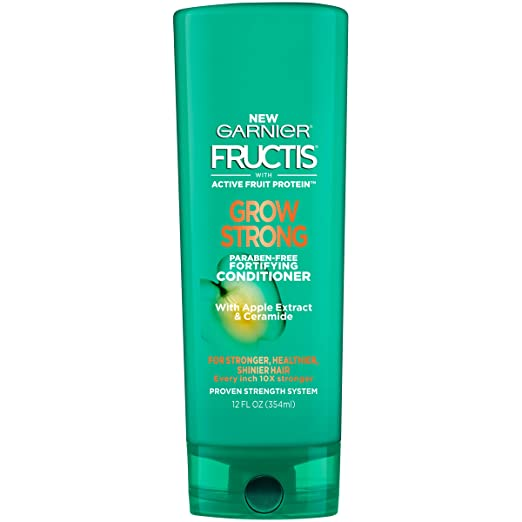 Garnier Hair Care Fructis Grow Strong Conditioner, 12 Fluid Ounce