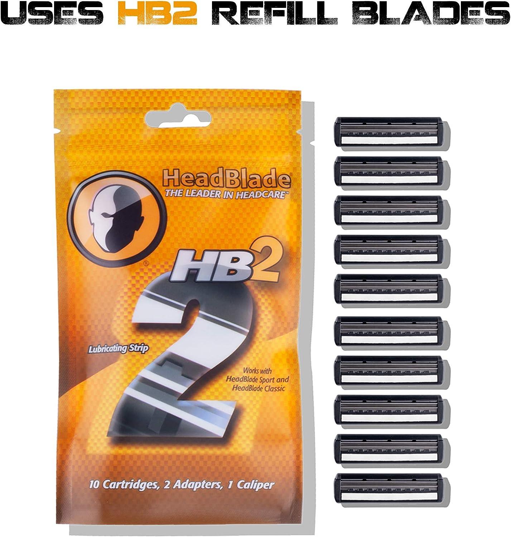 HeadBlade Sport - Maquinilla para la cabeza y el cuerpo: Amazon.es ...