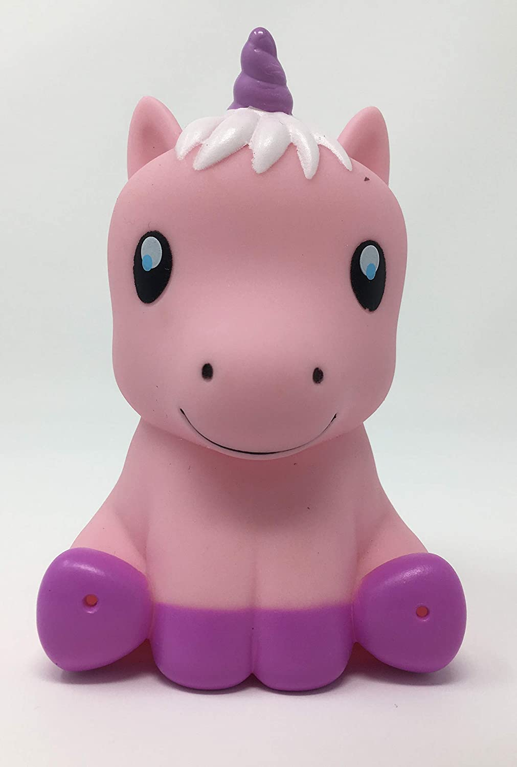 Pink Unicorn Pig /& Blue Narwhal ~ Water Sun /& Fun 2 Count Animal Squirter Pack ~ Pink Unicorn Pig /& Blue Narwhal