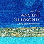 Ancient Philosophy: A Very Short Introduction | Julia Annas
