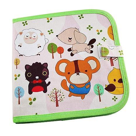 B Blesiya 1 Unidad Libros Pizarra con Tiza para Niños ...