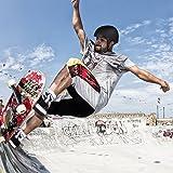 GIORO Skateboard Helmet Impact Resistance Safe