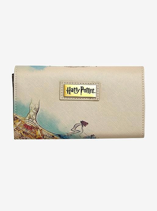 Amazon.com: Harry Potter Hogwarts - Cartera de acuarela: Shoes