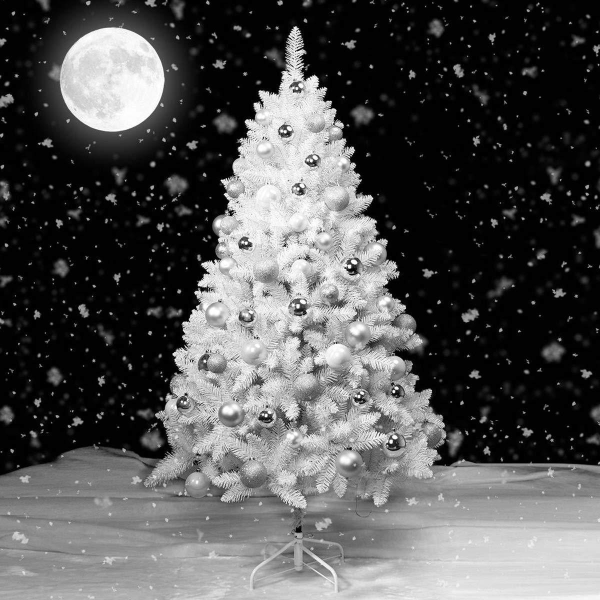 Amazon Com Artificial Christmas Tree Xmas Pine Tree With Solid