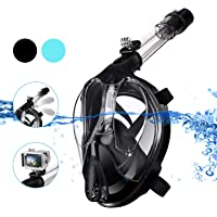 shaofu Full Face Foldable Snorkel Mask