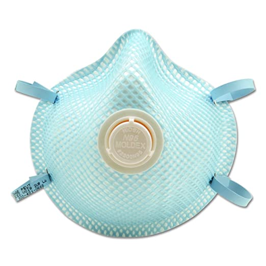 2300n95 Respirator Amazon Particulate Moldex Non-oil Based in