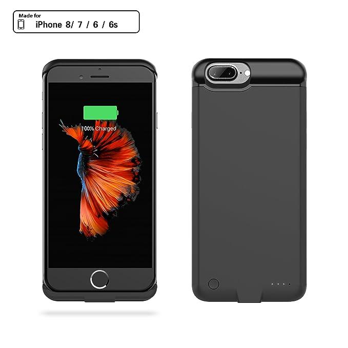 premium selection 4136b 4e163 Amazon.com: iPhone 8 Battery Case, Sunany 3000mAh Backup Battery ...