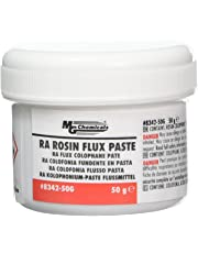MG Chemicals 8342 RA Rosin Flux Paste, Amber, 50 g Jar