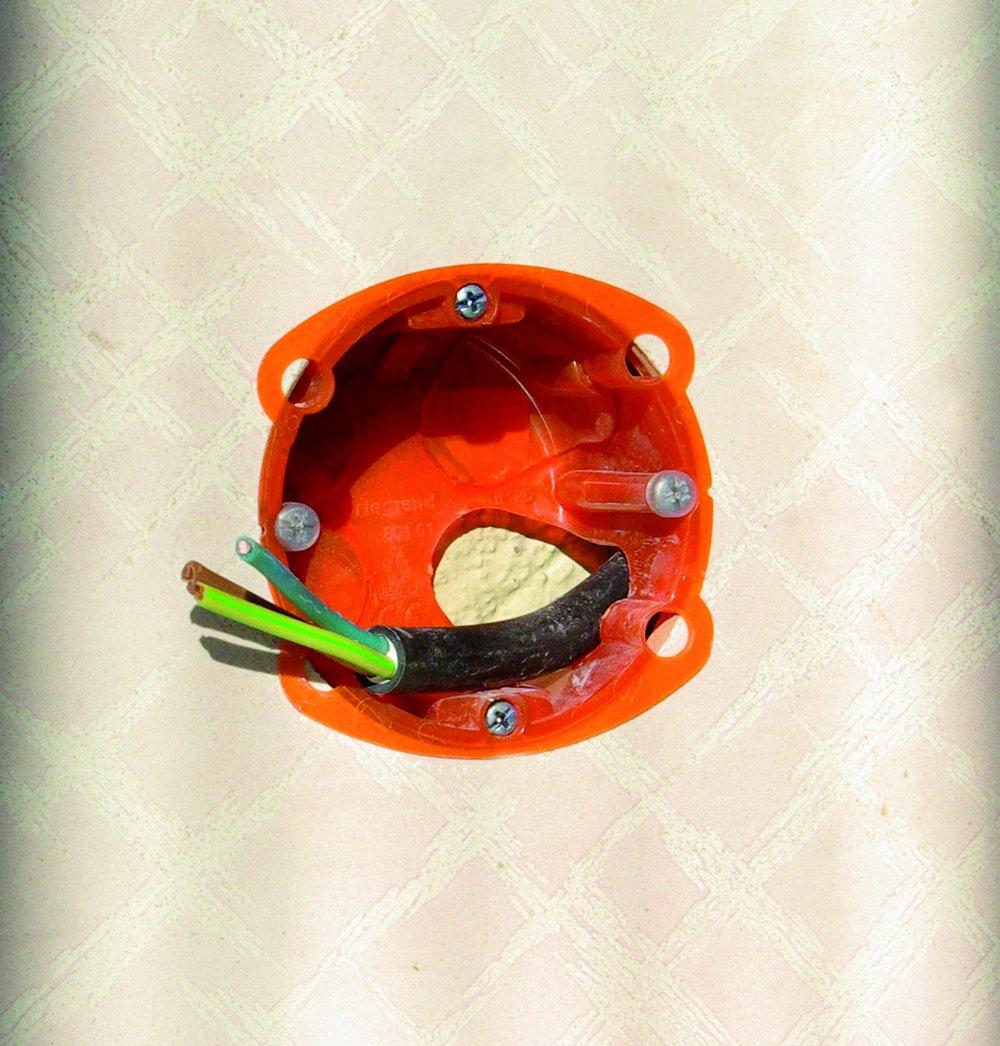 brique-fa/ïence Smartool 182542 Scie tr/épan /ø68 mm boitier /électrique