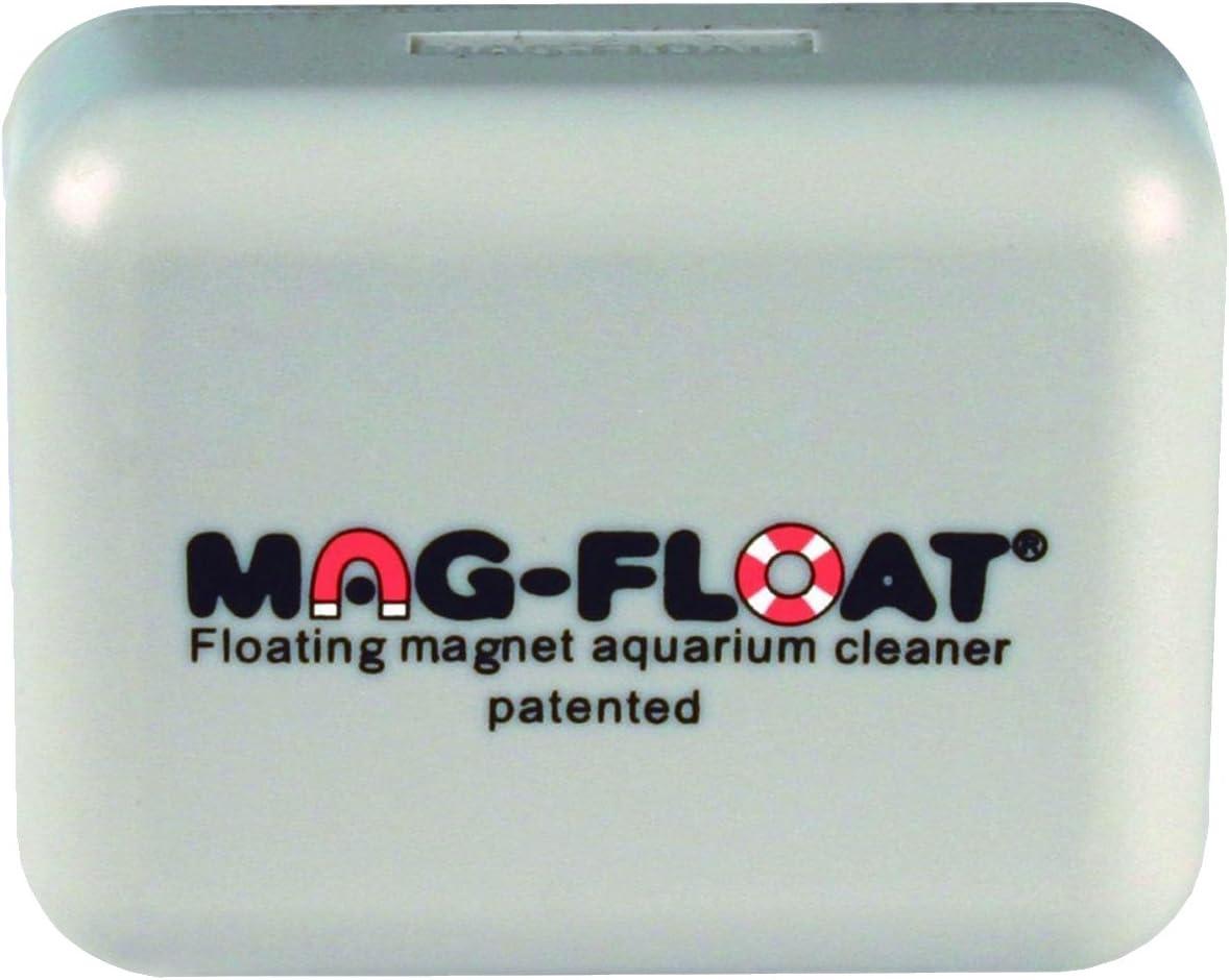 Algenmagnete 100490 /Éponge de Nettoyage Flottante et aimant/ée pour paroi daquarium Format Large