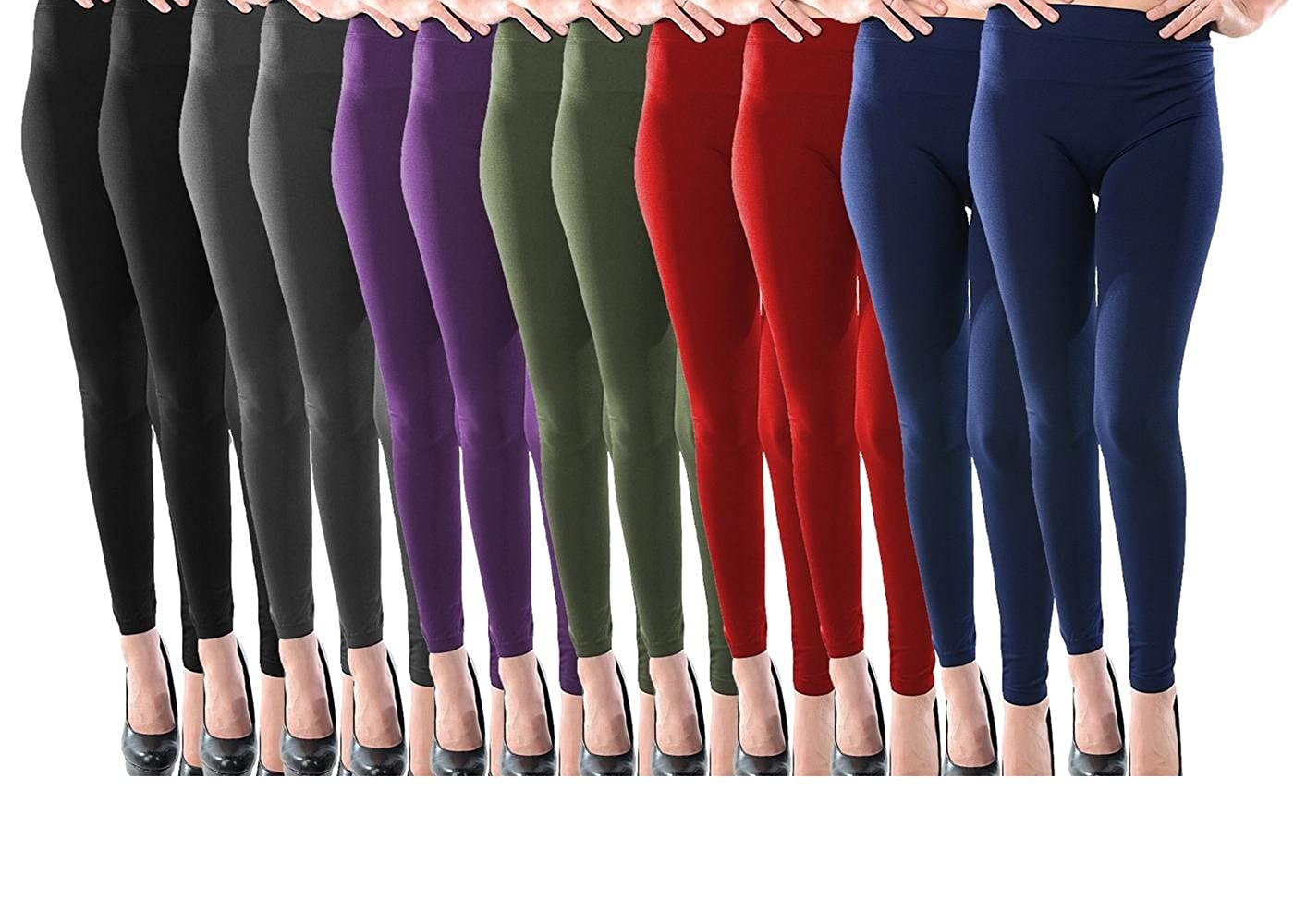 d0e87bf4fc8 EAG 12-Pack High-Waist Ladies Yoga Pants