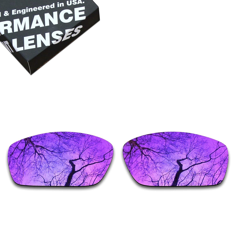 a653e2234ea Amazon.com  ToughAsNails Polarized Lens Replacement for Oakley Splinter  Sunglass - More Options  Clothing