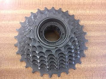 Cassettes, Freewheels & Cogs Flight Tracker Sunrace 7 Speed 13-28 Freewheel Cycling
