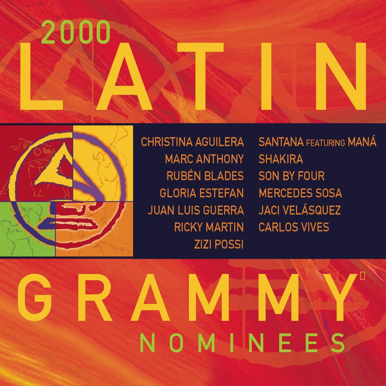 2000 Directly managed store Latin Nominees Translated Grammy